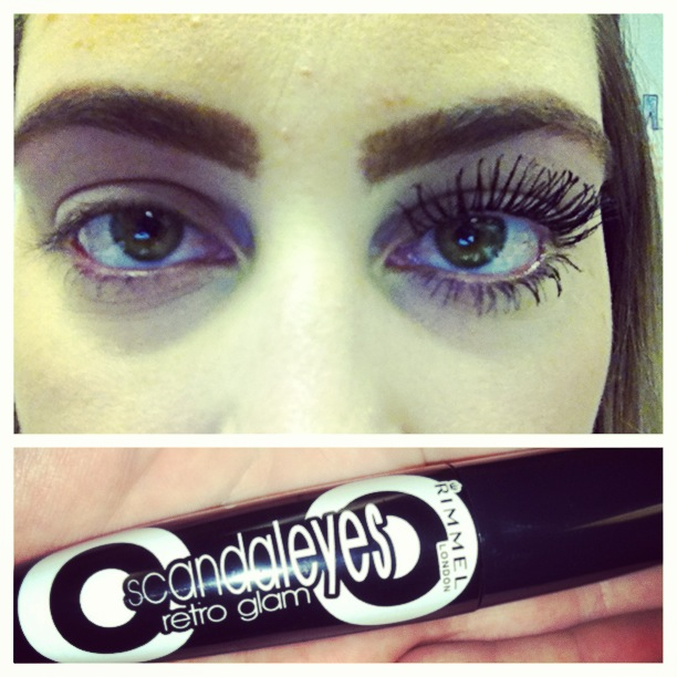 cd60bff16a6 Rimmel London Scandaleyes Retro Glam Mascara Review | struts and ...